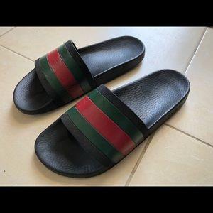 201b2641667bd1 Shoes - Men s Gucci slides